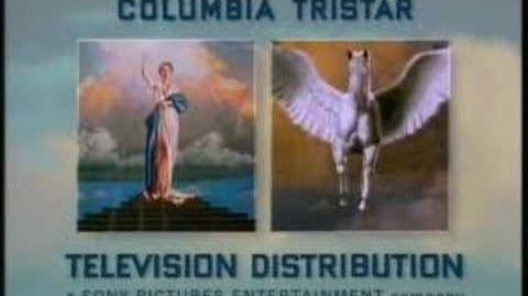 Columbia Tristar Television Distribution Logo (1996)