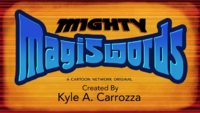 First version of the intro with A Cartoon Network Original byline