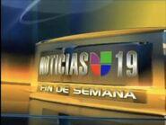 Kuvs noticias 19 univision fin de semana package 2006