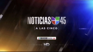 Kxln noticias univision 45 5pm package 2011