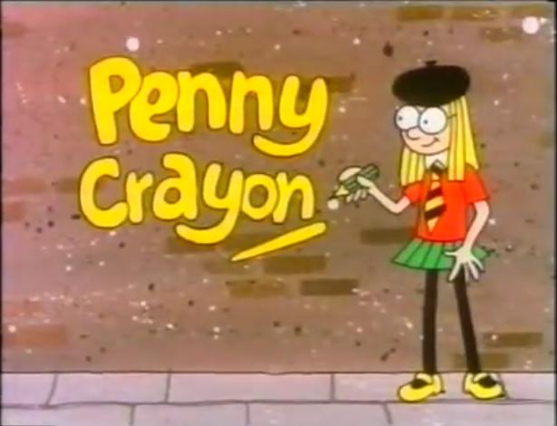 Penny Crayon
