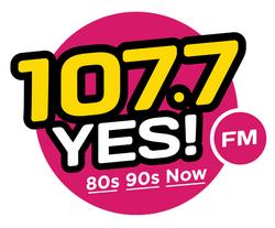 107.7 Yes FM KLZK.png