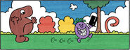 76th Birthday of Roger Hargreaves Little Miss Naughty (09.05.11)