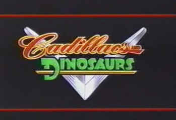 Cadillacs and Dinosaurs (cartoon)