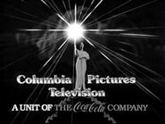 Columbia Pictures Television B&W 1982