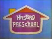 Hasbro preschool