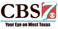 KOSA CBS 7 logo