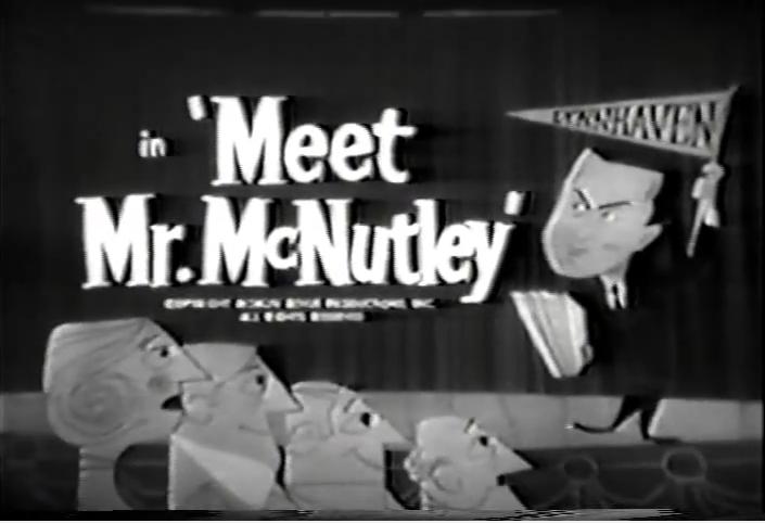 Meet Mr. McNutley