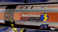 News Channel 3 2009-2012.