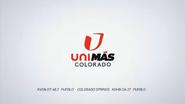 UniMás Colorado Springs and Pueblo Ident 2013