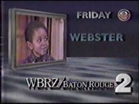 WBRZ Webster