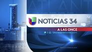 Wuvg noticias 34 atlanta 11pm package 2013