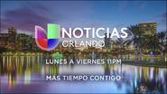 Wven noticias univision orlando 11pm mas tiempo contigo promo 2019