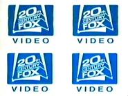 20th Century FOX Video Logo 1982
