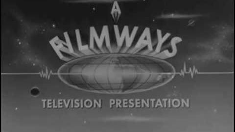 A Filmways Television Presentation Logo B&W With Announcer *RARE*