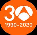 Antena 3 30 años 2020