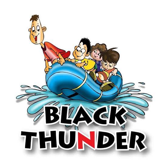 Black Thunder (theme park)