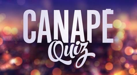 Canape Quiz