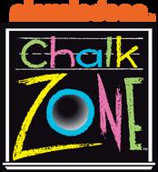 ChalkZone logo with 2009 Nickelodeon logo