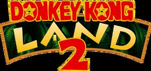 Donkey Kong Land 2 logo.png