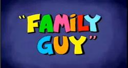 Family guy pilot logo.png