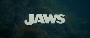 Jaws title card