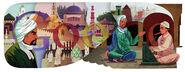 Google Ibn Battuta's 708th Birthday