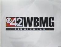 WBMG-TV CBS 42 ID 1996