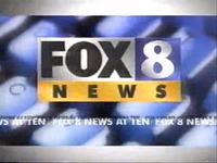 WJW FOX 8 News At 10 1998