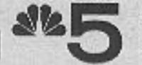 WMAQ 5 Logo Print