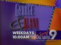 KWTV George Alana 1996 ID