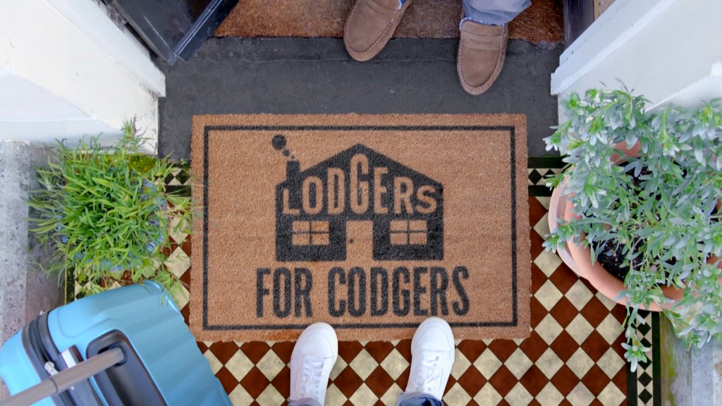Lodgers for Codgers
