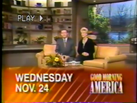 Good Morning America 24-11-1993