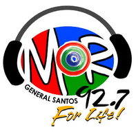 MOR 92.7 General Santos Logo 2007.png