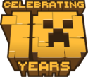 "Minecraft ""Celebrating 10 Years"""