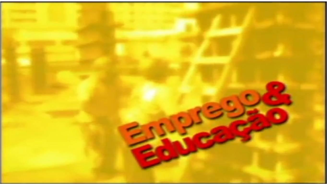 Emprego e Educação