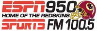 WXGI ESPN 950 AM 100.5 FM.jpg