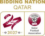 AFC Asian Cup 2027 Bid Logo (Qatar)
