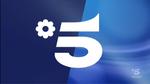 Canale 5 - blue 2018 (no slogan)