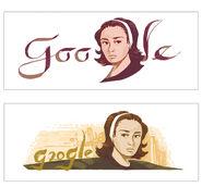 Google Faten Hamama's 85th birthday (Storyboards)