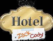 Hotel Zack & Cody Logo