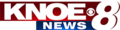 KNOE-TV 8 News logo