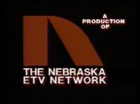 Nebraska ETV Network logo 1984
