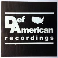 Original Def American logo