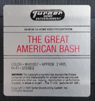 Turner HE-MGMUA sticker label