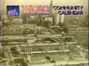 WOIO FOX Nineteen Community Calendar