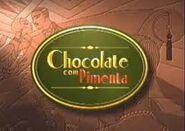 Chocolate com pimenta