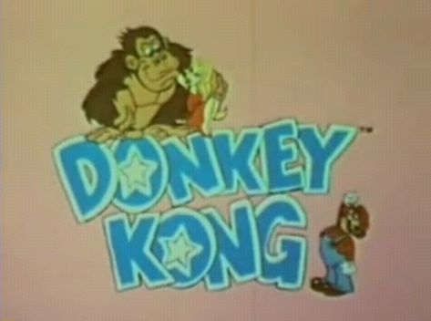 Donkey Kong (cartoon)