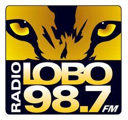 KLOQ-FM Radio Lobo 98.7.jpg