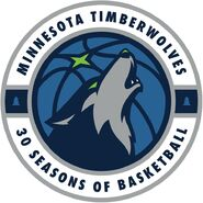 Minnesota Timberwolves (30 seasons)
